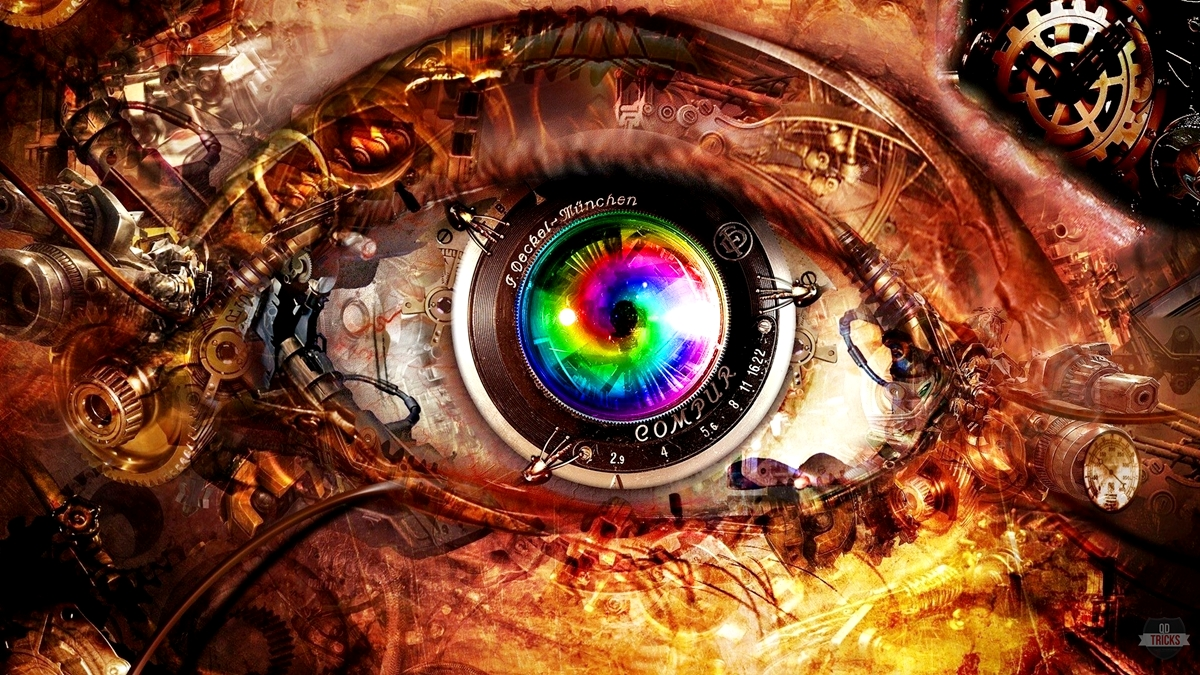 Eye HD Wallpaper