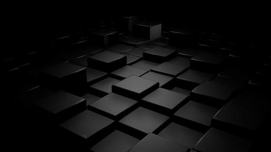 Black tiles image