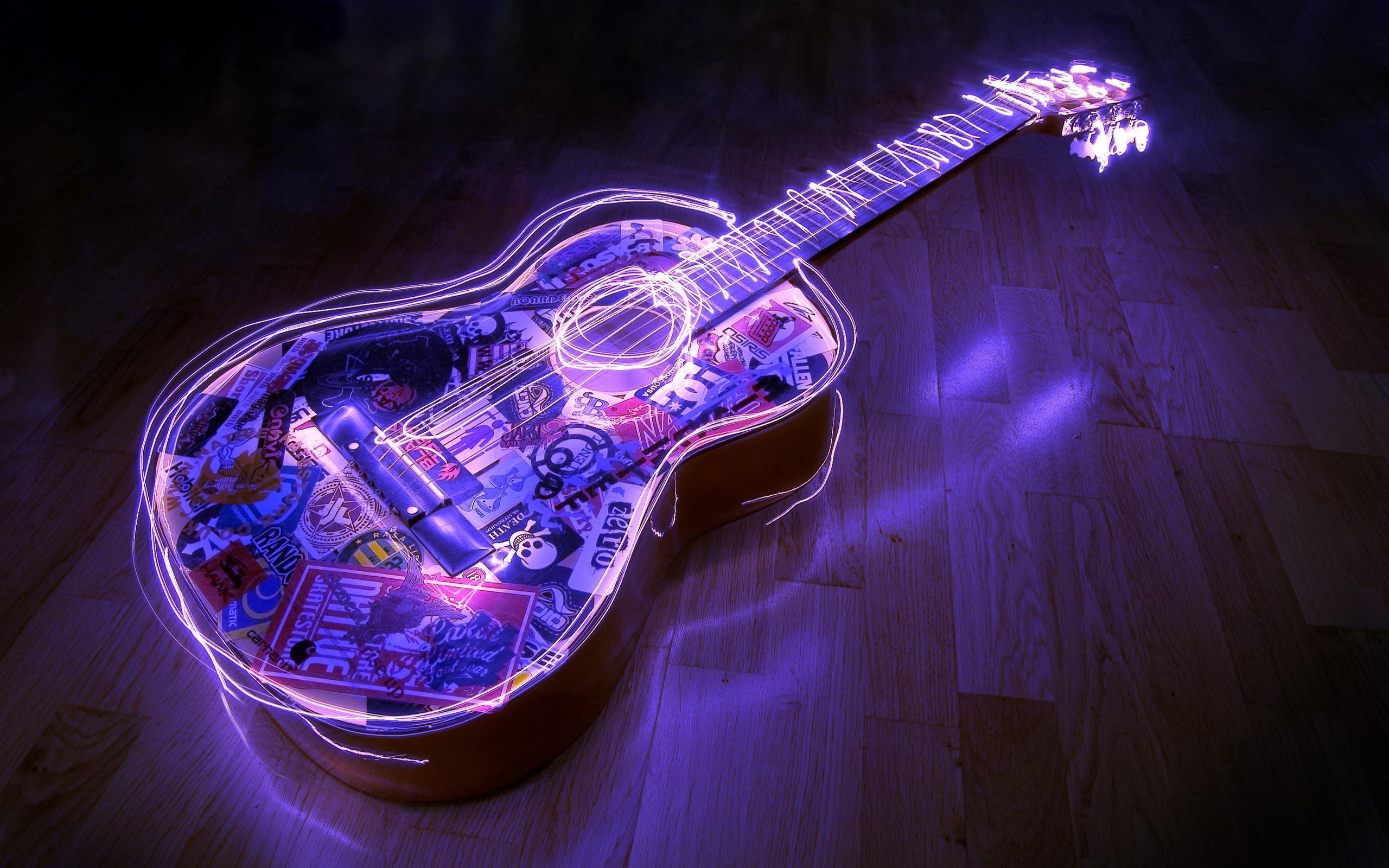 New guitar image
