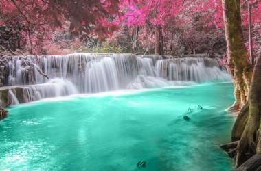 Beautiful Waterfall Picture
