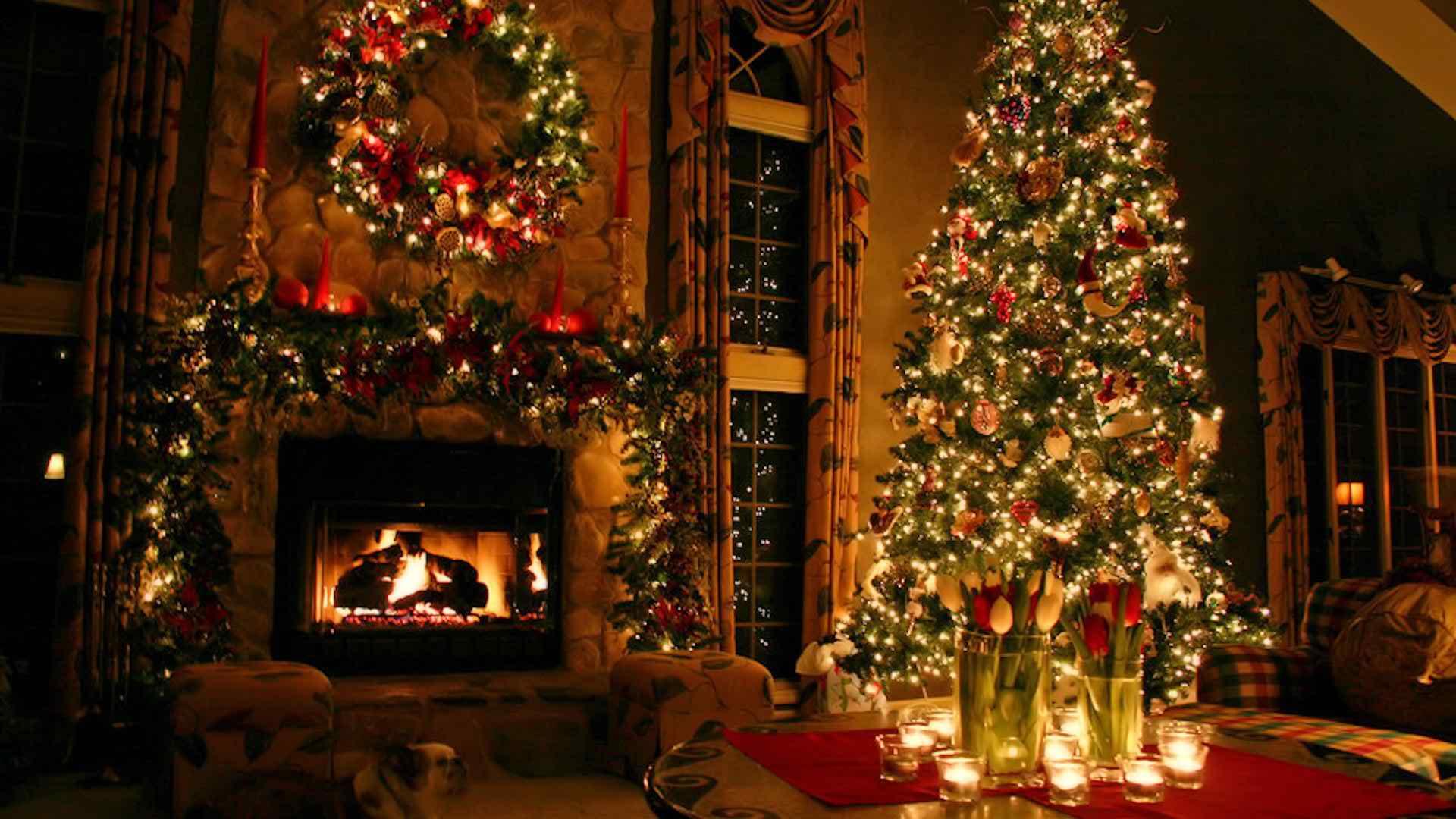 Tree HD Christmas Wallpaper
