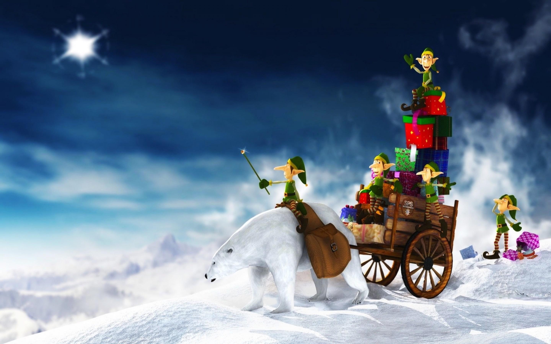 Wonderful HD Christmas Wallpaper