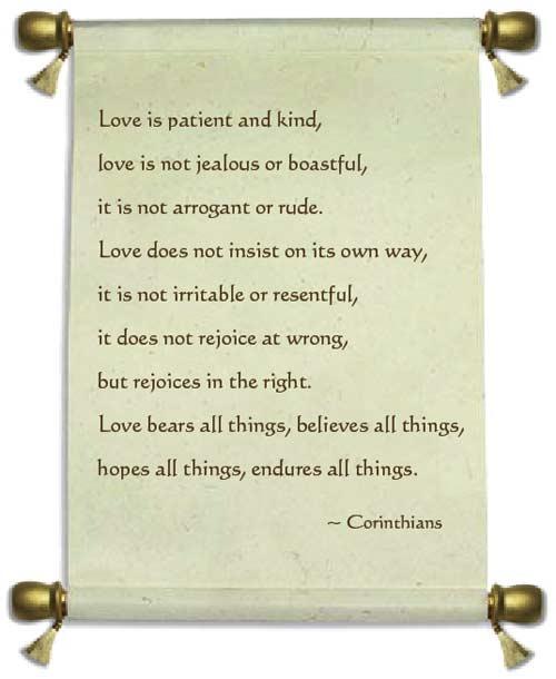 1st Anniversary Poem