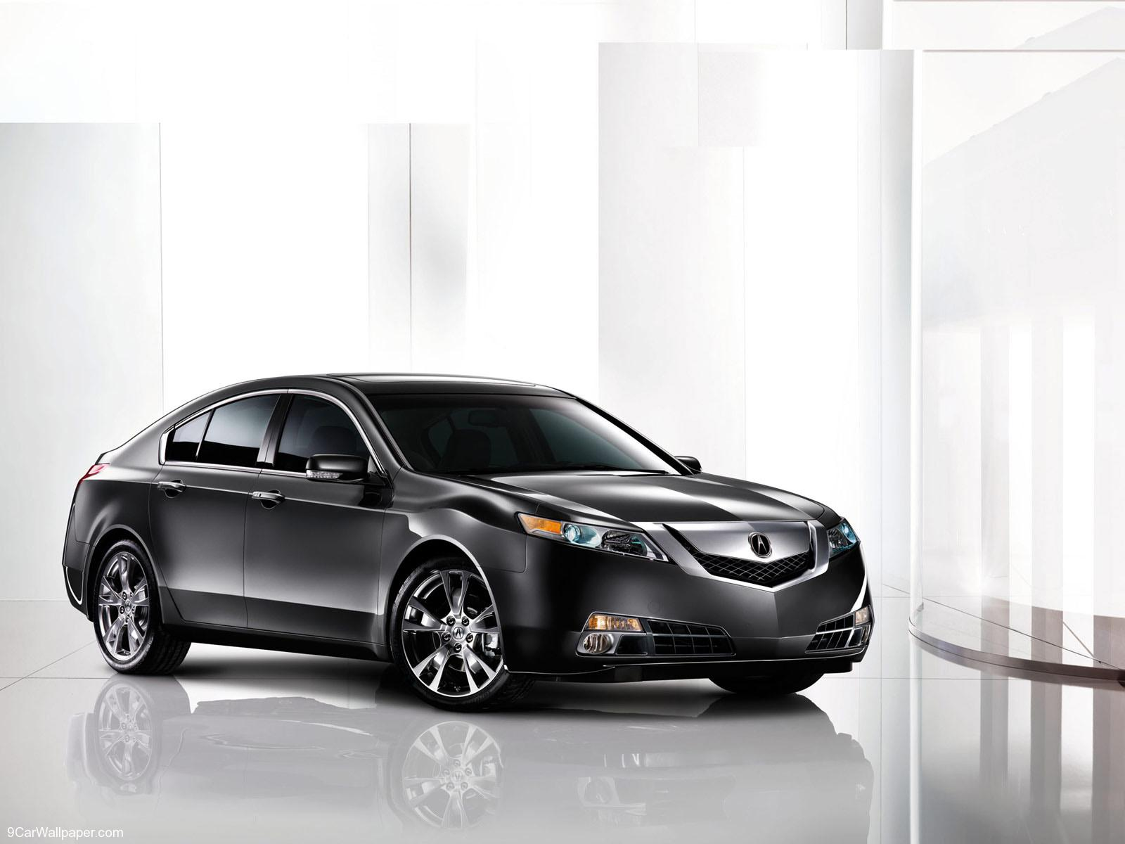 Black Acura Wallpaper
