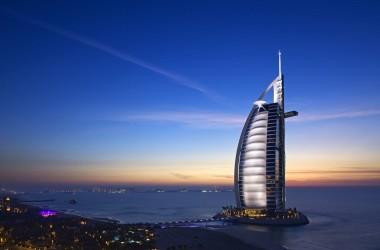 Burj Al Arab Exterior