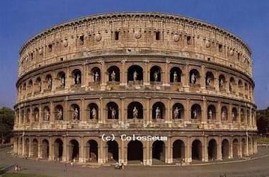 Colosseum In Rome HD 2017