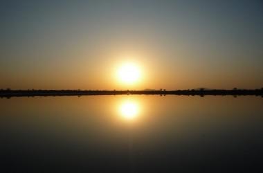 Great Sunset Scene 2492