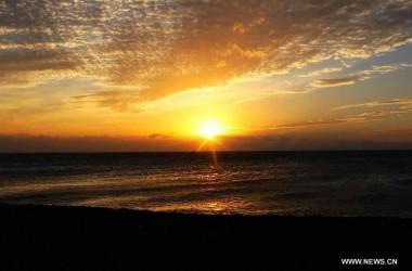 Hd Sunset Scene 2498