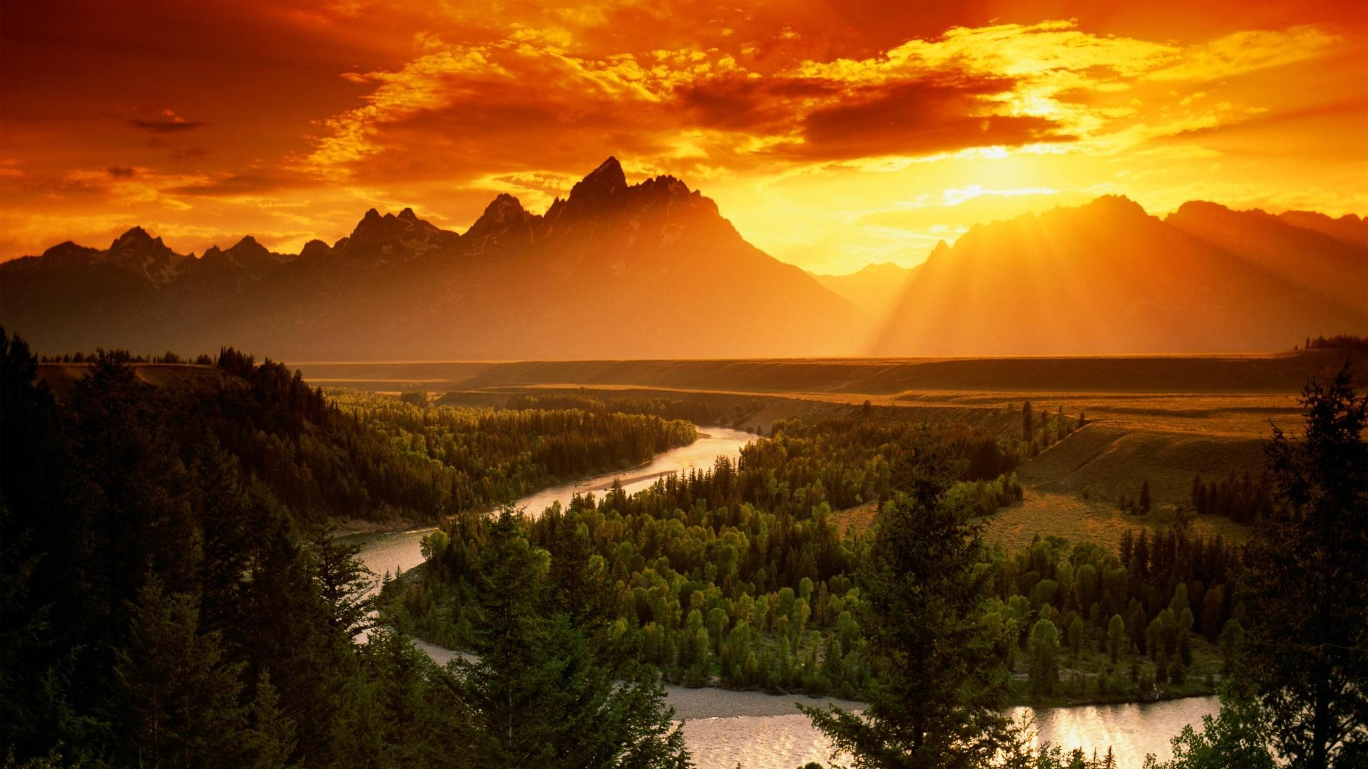 Landscape Beautiful Wallpaper