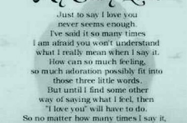 Best Love Poem