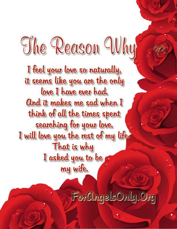 Nice Love Poem