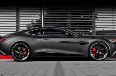 Stunning Aston Martin