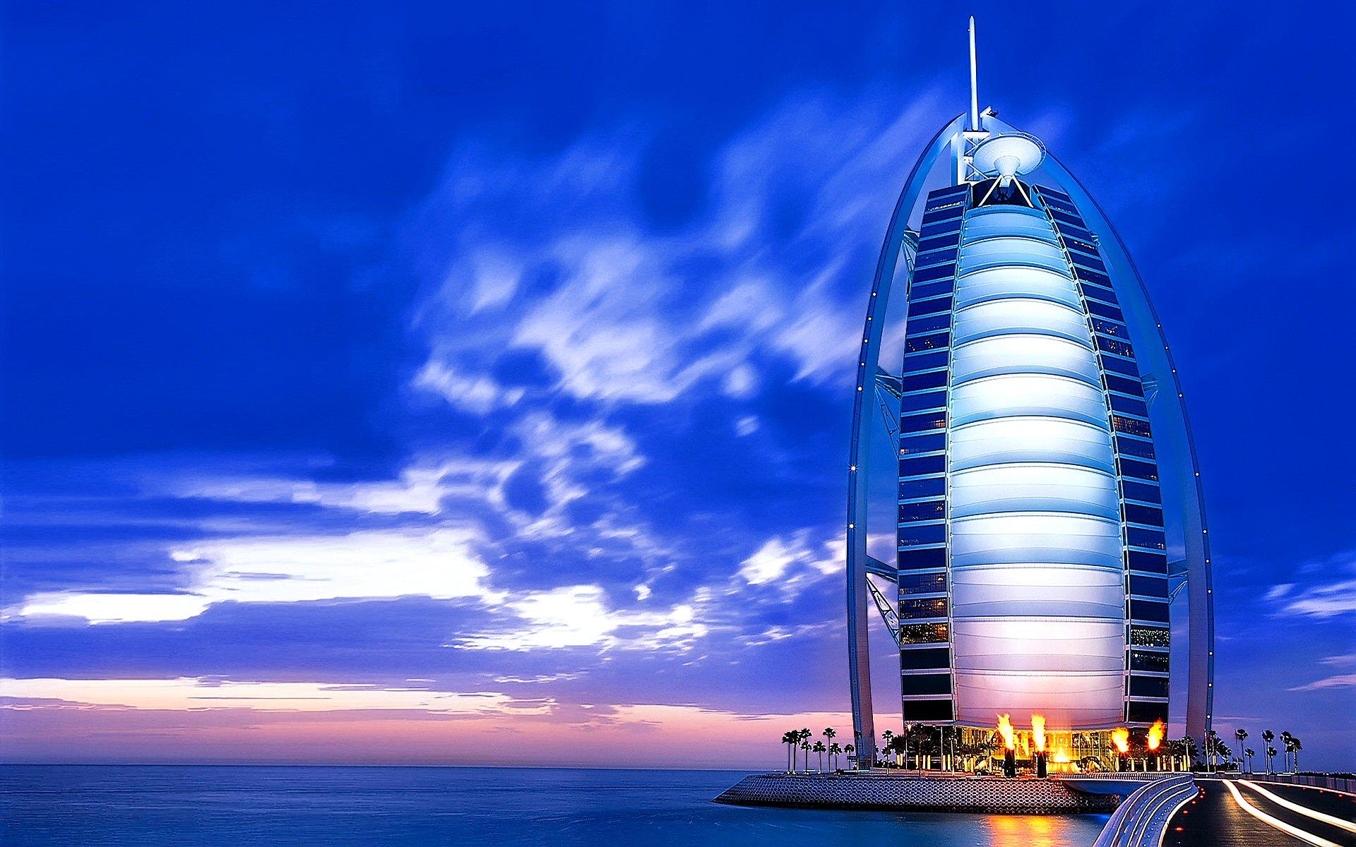 Stunning Burj Al Arab