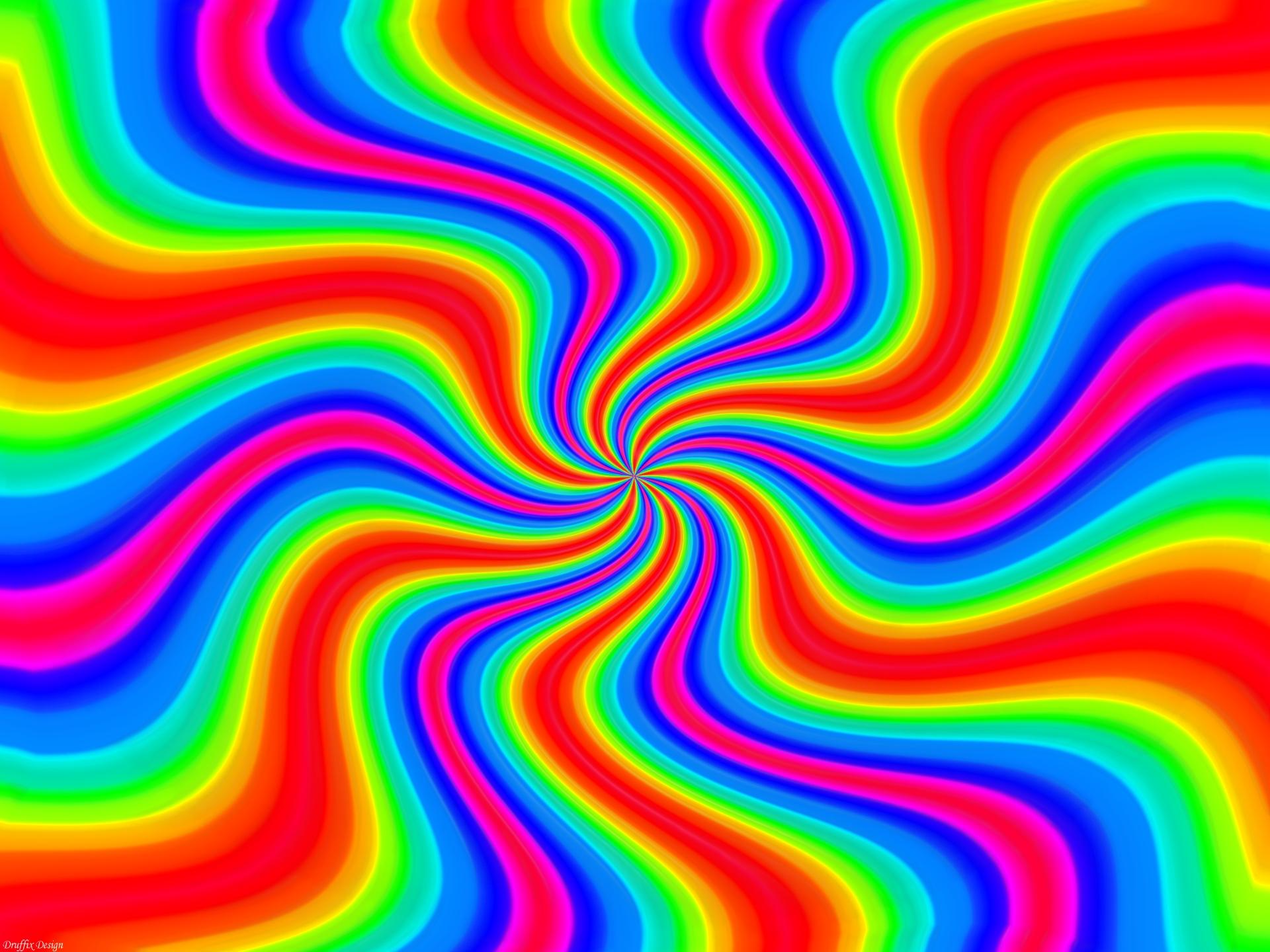 Stunning Rainbow Wallpaper