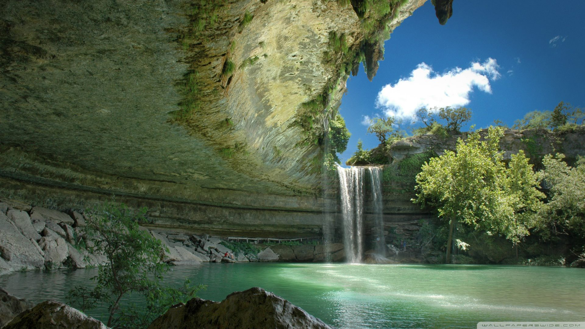 Waterfall Beautiful Wallpaper