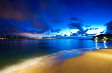 Beach 1080p Background