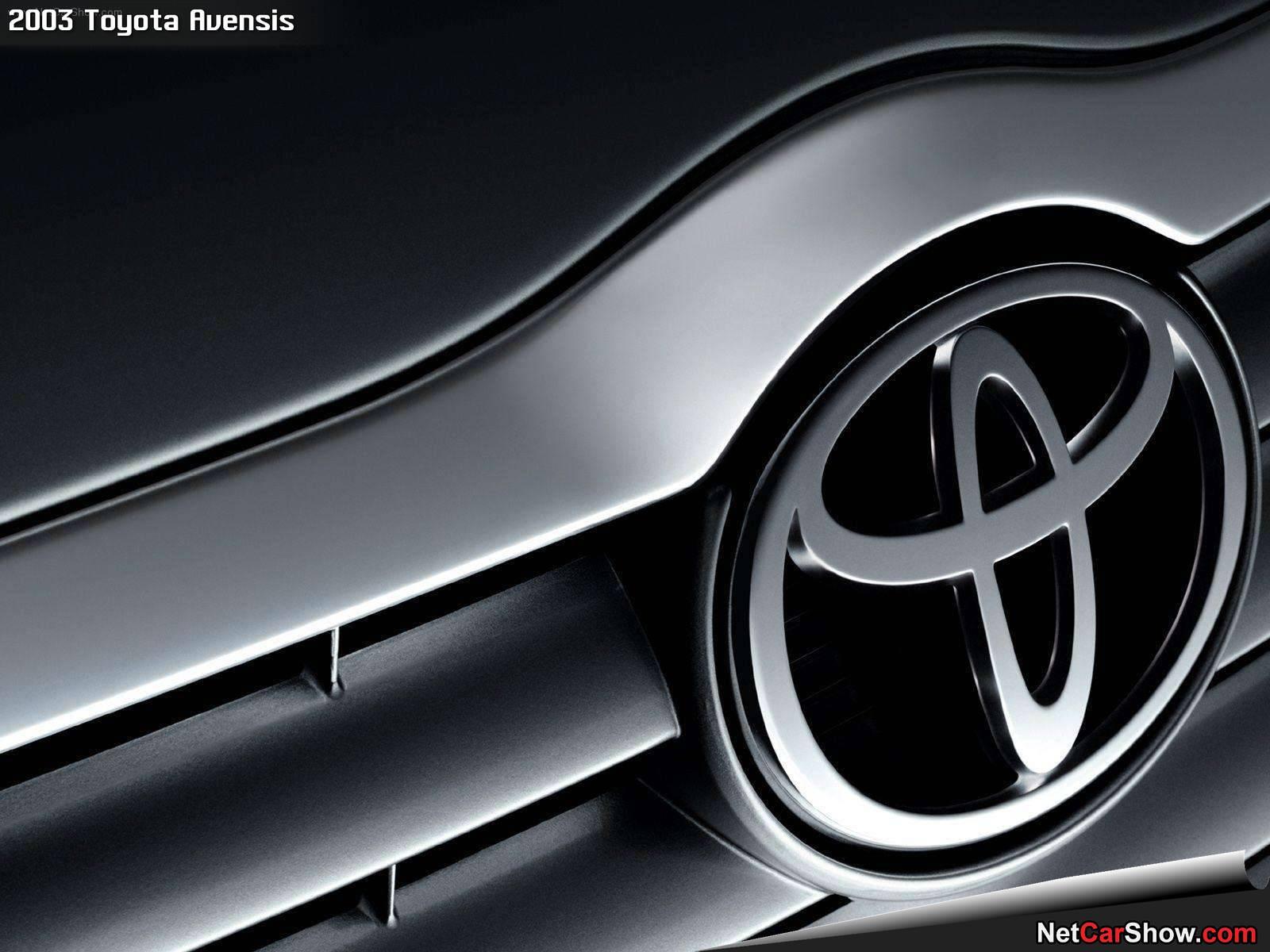 Logo Toyota Wallpaper