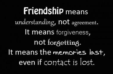 Wishes Friendship Quote