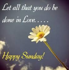 3D Happy Sunday 5037