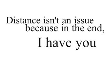 Distance Love Sayings 4818
