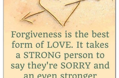 Forgiveness Sorry Sayings 4803