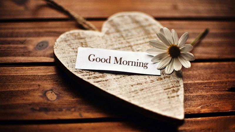 Love Good Morning Photo
