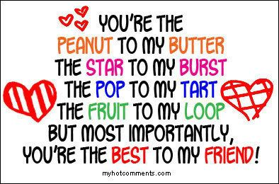 Stunning Best Friend Sayings