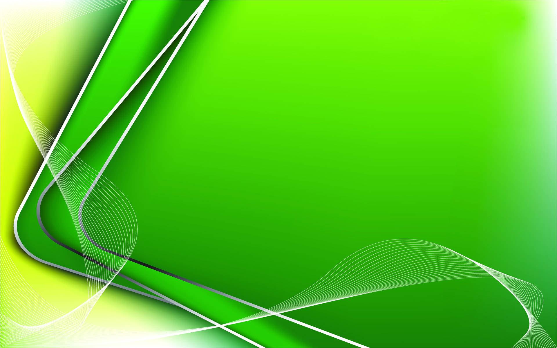 3D Green Backgrounds