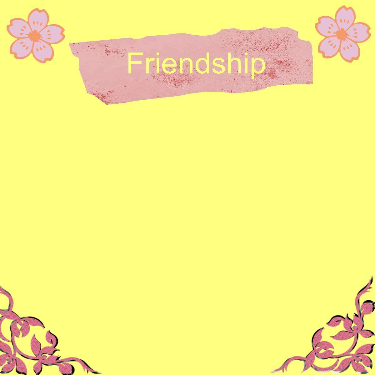 Friendship Background 5898 - HDWPro