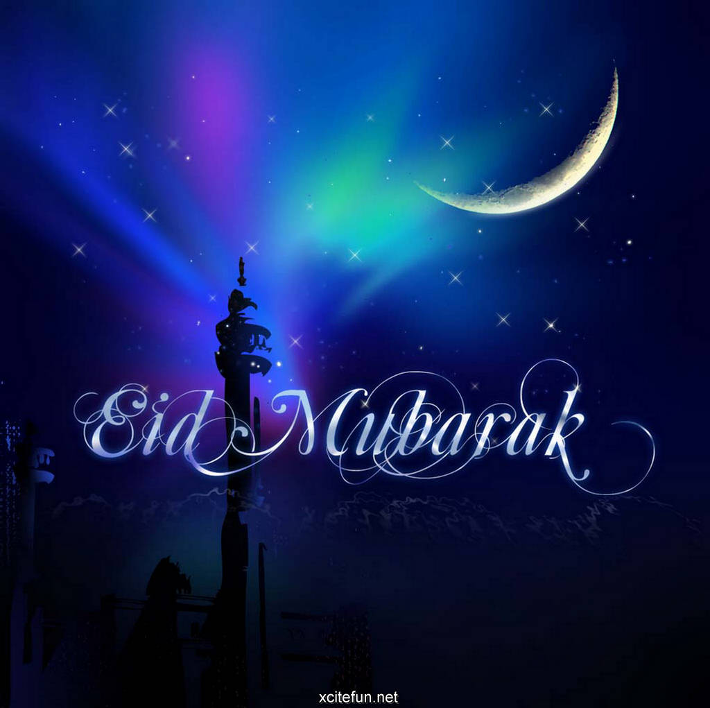 Beautiful Eid Card Photos