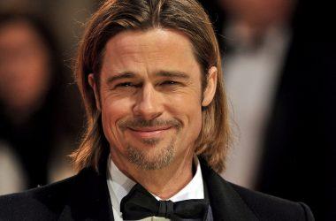 Cute Brad Pitt