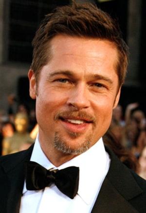 Nice Brad Pitt