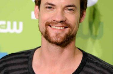 Smiling Face Shane West