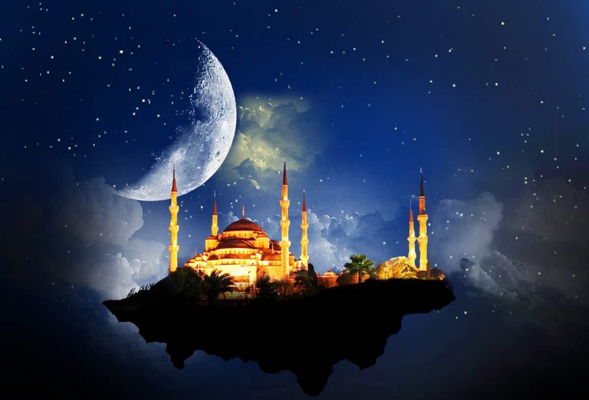 Widescreen Islamic Wallpaper