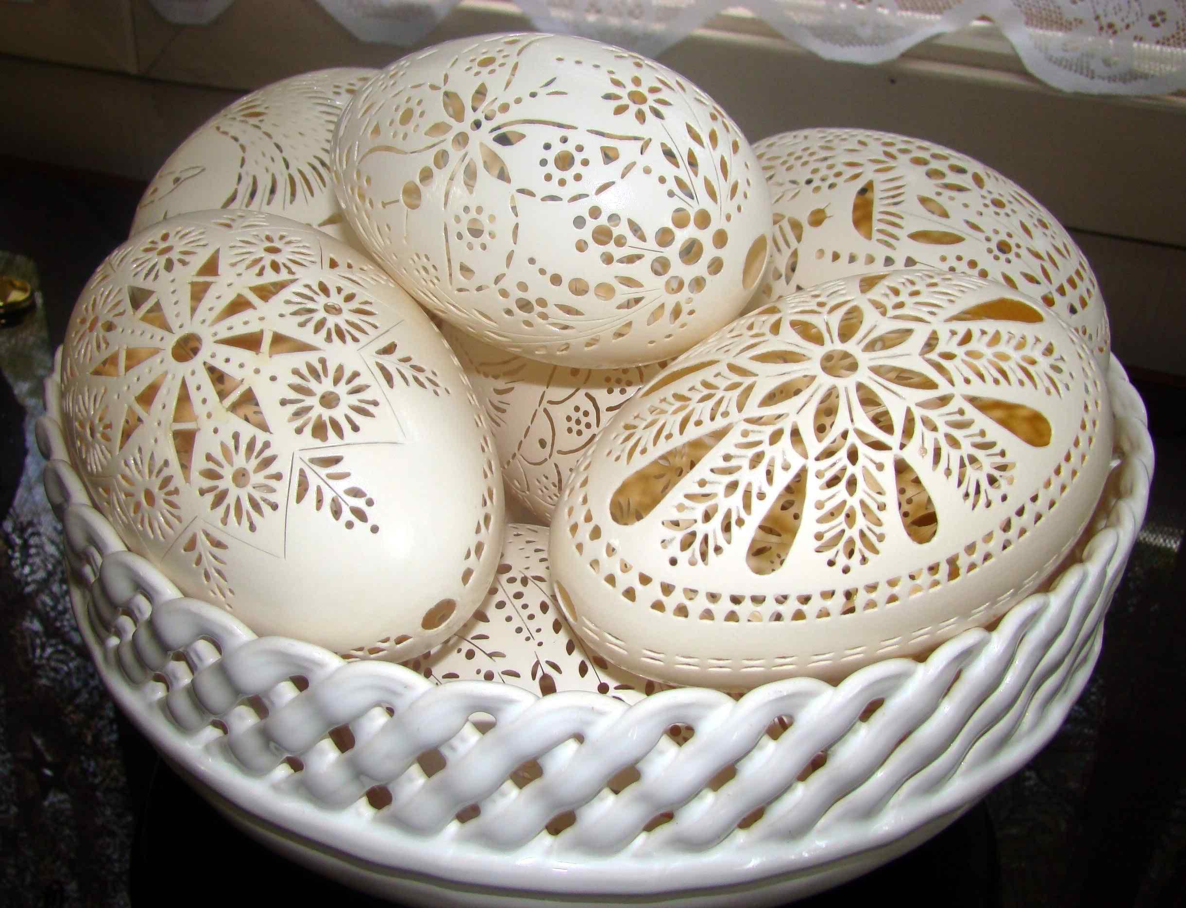 3D Egg Art