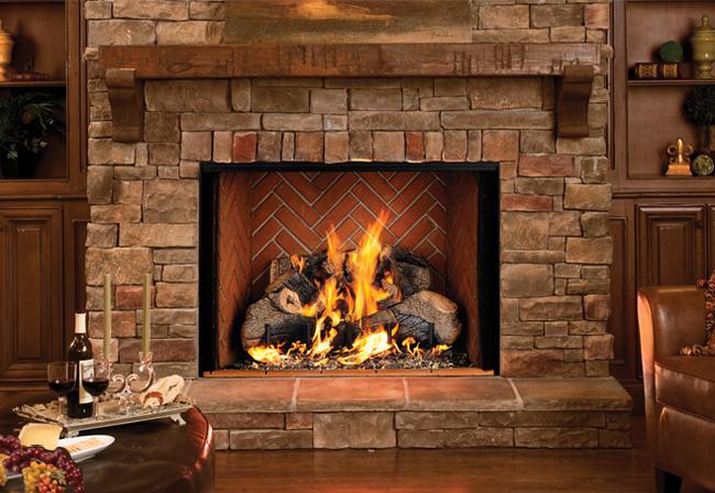 Fireplace Background 7404 Hdwpro