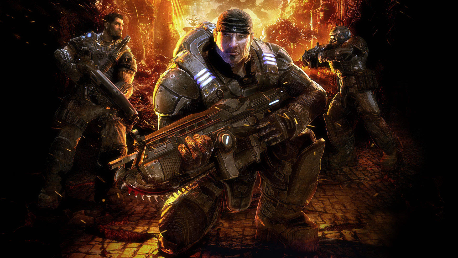 Gears Of War Background Hd Gears Of War 7262