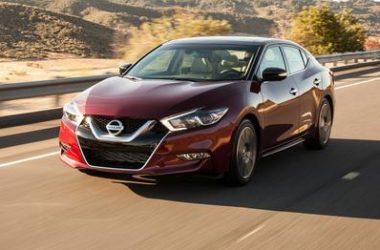 First Drive 2016 Nissan Maxima