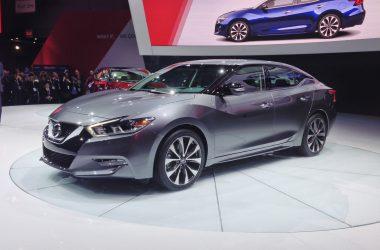 Grey 2016 Nissan Maxima