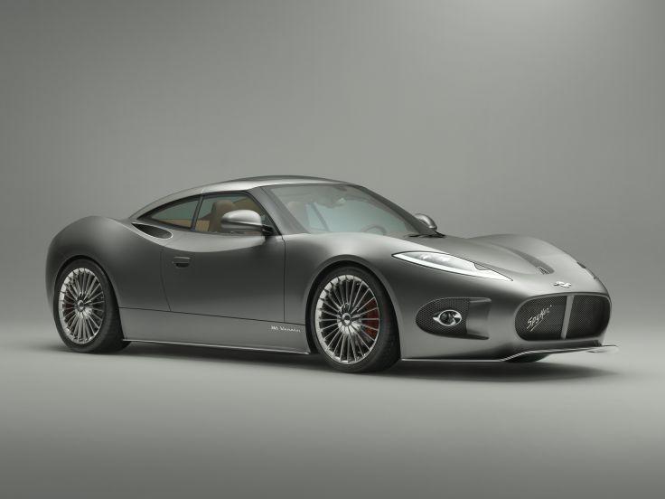 Grey Spyker B