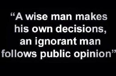 HD Wise Sayings