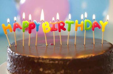 Nice Birthday Cake 7465