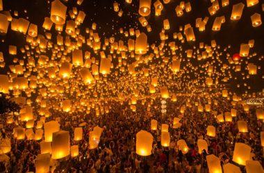 Art Pingxi Lantern Festival
