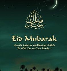 Beautiful Eid Wishes