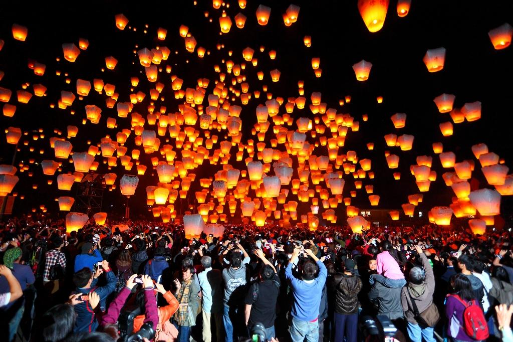 Best Pingxi Lantern Festival