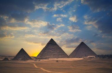 Clouds Egypt Wallpaper 8452
