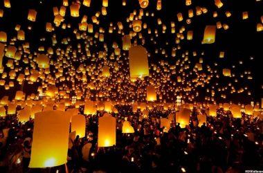 Cool Pingxi Lantern Festival