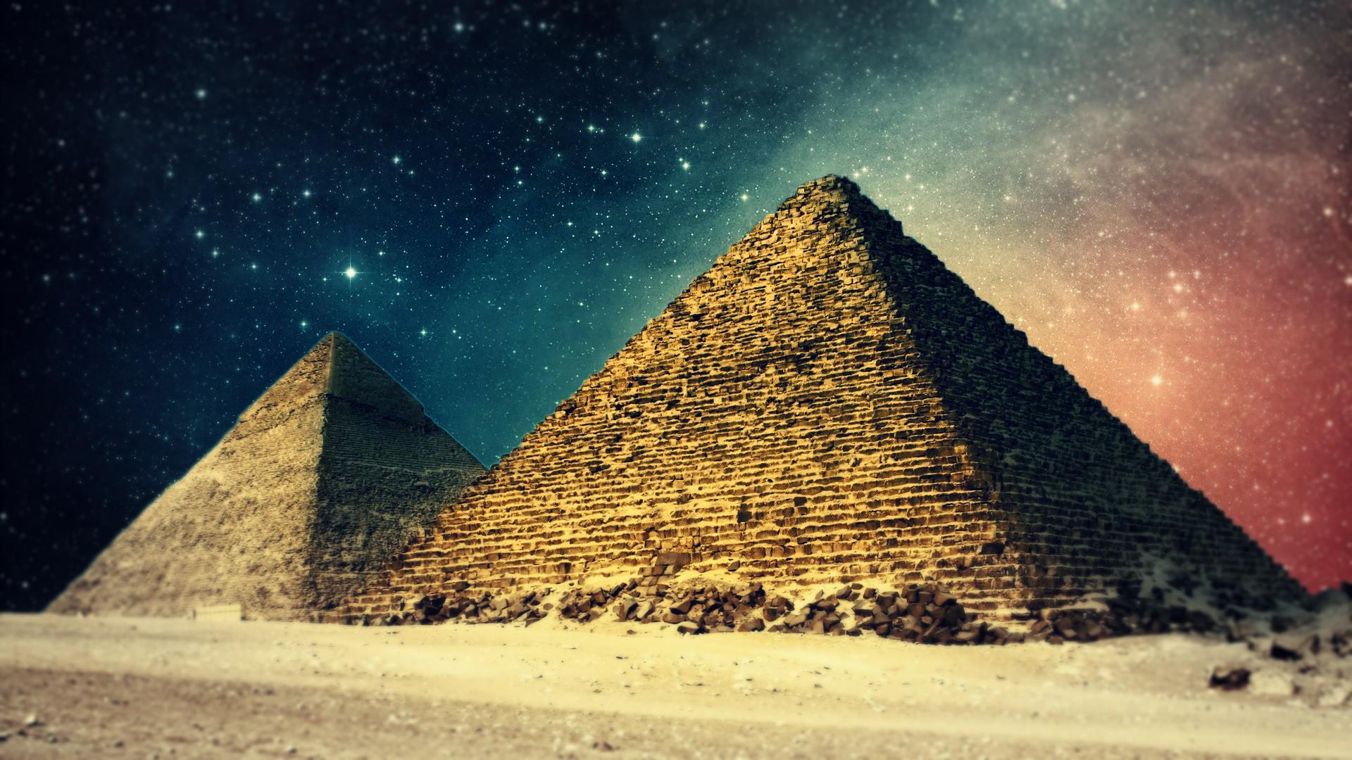 Natural Egypt Wallpaper