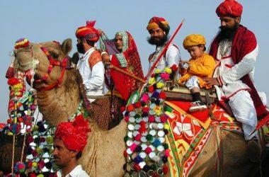 Nice Pushkar Camel Festival