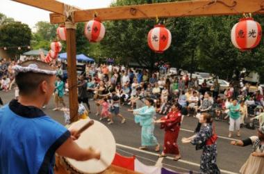 Top Obon Festival